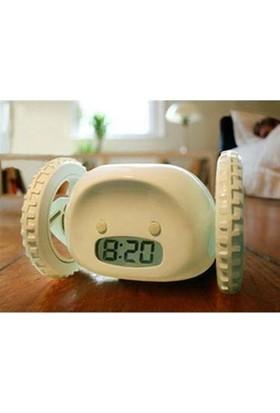 Anka Kaçan Alarmlı Saat