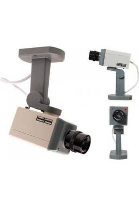 Anka Hareket Sensörlü Caydırıcı Güvenlik Kamerası