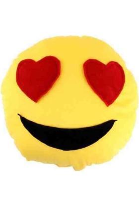 Anka In Love Aşk Yastığı Emoji Yastık