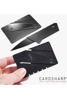 Anka Kredi Kartı Şeklinde Kart Bıçak