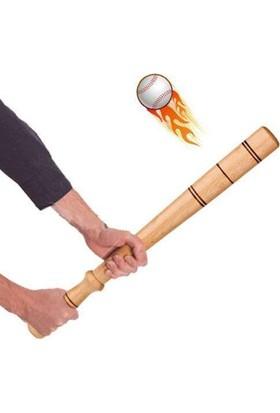 Anka Şimşir Beyzbol Ahşap Oyun Sopası