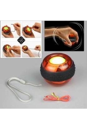 Anka Wrist Ball Işıklı Bilek Egzersiz Ve Güçlendirme Topu