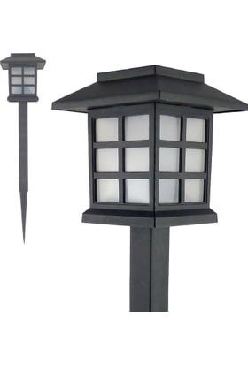 Anka Sokak Lamba Tasarımlı Solar Bahçe Lambası