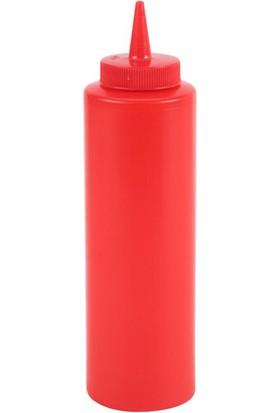 Zicco Ketçaplık Mayonezlik Hardallık Kırmızı 350 cc