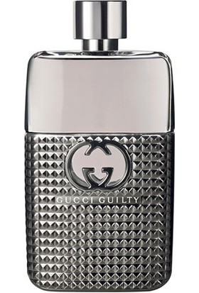 Gucci Guilty Pour Homme Stud Limited Edition Edt 90 Ml
