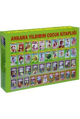Ankara Yıldırım Çocuk Kitaplığı 41 Kitap Kutulu Set