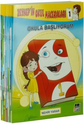 Zeynep'İn Okul Maceraları (Renkli-Resimli 20 Kitap) - Nehir Yarar