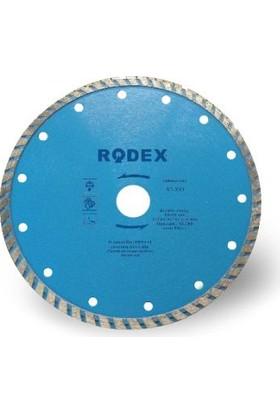 Rodex Turbo Elmas Kesme Diski Standart Tip