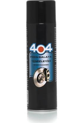 404 6'lı Paket Motorsiklet Fren Balata Ses Kesici Temizleme Spreyi 104934