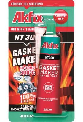 Akfix Ht300 Yüksek Isı Silikonu 098912