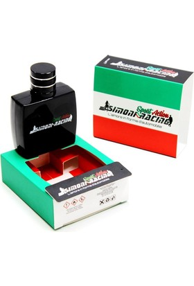 Simoni Racing Armani Black Code Araç Parfümü 100 Ml Smn100577