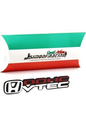 Simoni Racing 6'lı Paket Private Label - Honda Dohc V-Tec Panjur Arması Smn102762