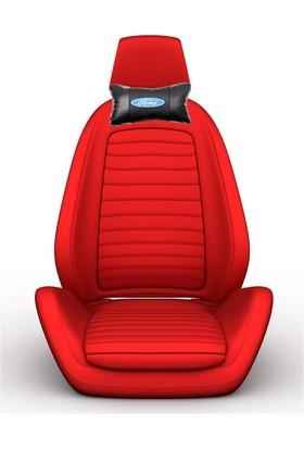 Simoni Racing Comfort 6 - Ford Araca Özel Deri Boyunluk Smn103323