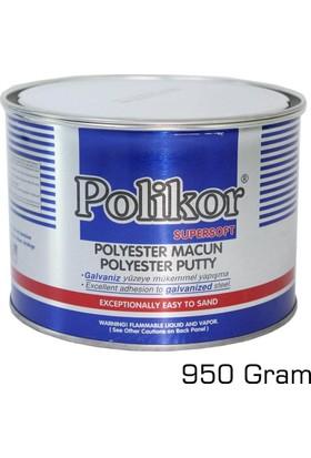 Polikor 6'lı Paket Polyester Macun 800 Gram 098934