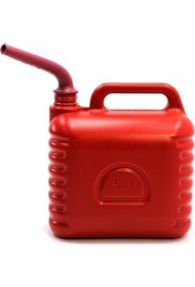 Modacar 6'lı Paket Benzin Bidonu 5 Litre 571119