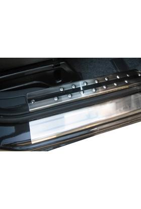 Spider Fiat Fiorino Kapı Eşiği 2 Parça Paslanmaz Çelik 2008 Üzeri Modeller