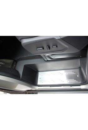 Spider Ford Custom İç Kapı Eşiği 3 Parça Paslanmaz Çelik 2013 Üzeri Modeller