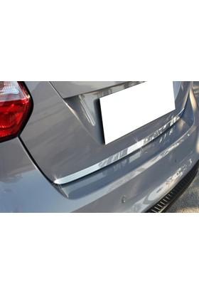 Spider Ford Focus 3 Bagaj Alt Çıta Paslanmaz Çelik Hb 2011-2014 Modeller