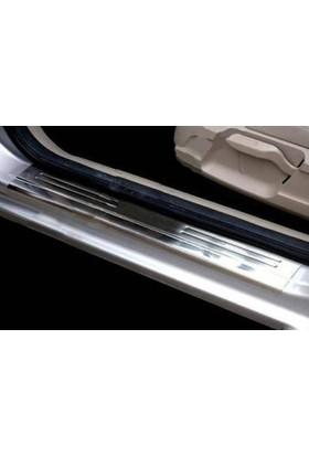 Spider Ford Transit 5 Kapı Eşiği 2 Parça Paslanmaz Çelik 2003-2006 Modeller