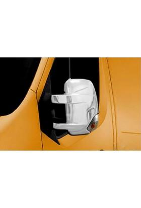 Spider Renault Master 3 Ayna Kapağı 2 Parça Abs Krom 2010 Üzeri Modeller