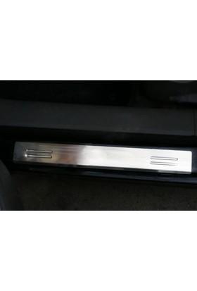 Spider Volkswagen Golf 4 Kapı Eşiği 4 Parça Paslanmaz Çelik 1998-2004 Modeller