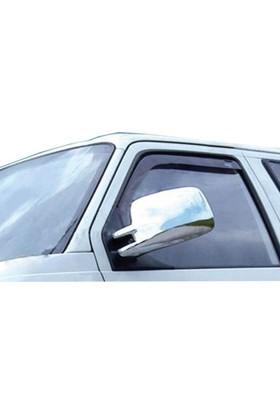 Spider Volkswagen T4 Caravelle Ayna Kapağı 2 Parça Abs Krom 1995-2003 Modeller