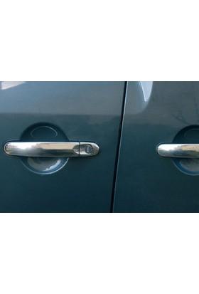 Spider Volkswagen T5 Transporter Kapı Kolu 3 Kapı Paslanmaz Çelik 2003-2010 Modeller
