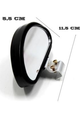 Modacar 6'lı Paket Dış Dikiz İlave Kör Nokta Aynası 85A10410