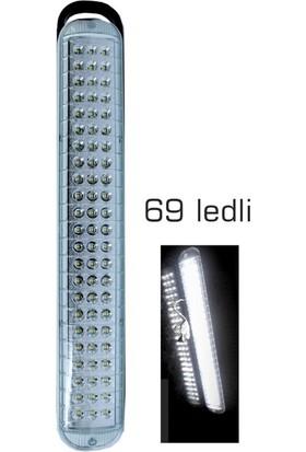 Watton 6'lı Paket 69 Ledli Işıldak 375508