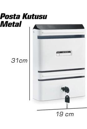 Sonax 6'lı Paket Gs Metal Posta Kutusu 090625