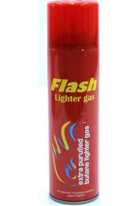 Flash 6'lı Paket Çakmak Gazı 090760