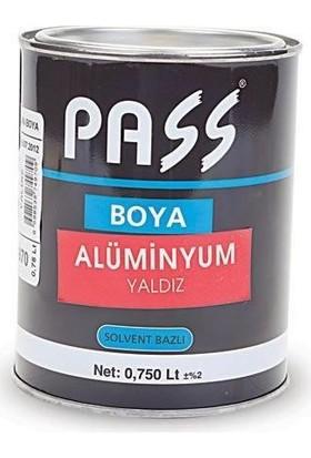 Pass Alüminyum Yaldız Boya 750 Ml 091659