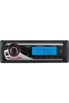 Jameson Js-8755 Usb Sd Radyo Mp3 Oto Teyp Kumandalı