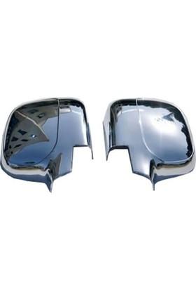 Spider Citroen Berlingo 1 Ayna Kapağı 2 Parça Abs Krom 1996-2008 Modeller