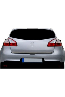 Spider Renault Megane Iıı Bagaj Alt Çıta Paslanmaz Çelik 2008 Üzeri Modeller