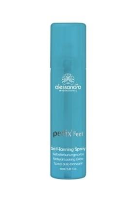 Alessandro Pedix Self Tanning Spray 150 ml.