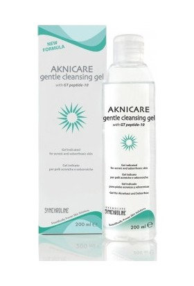 Aknicare Gentle Cleasing Gel 200 ml.