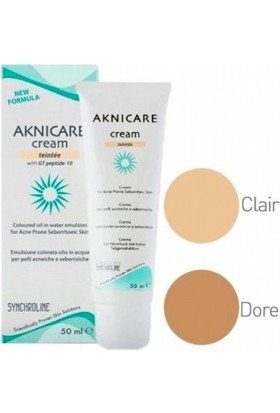 Aknicare Tinted Cream Claire 50 ml.