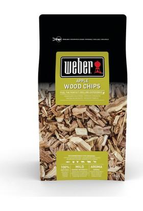 Weber Mangal Elma Aromalı Odun Parçaları