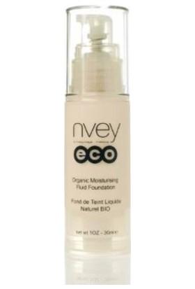 Nvey Eco Organic Moisturising Liguid Foundation 30 ml-Nemlendirici Likit Fondöten 510 Cool Ivory