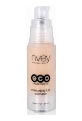Nvey Eco Organic Moisturising Liguid Foundation 30 ml-Nemlendirici Likit Fondöten 513