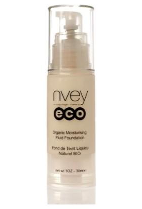 Nvey Eco Organic Moisturising Liguid Foundation 30 ml-Nemlendirici Likit Fondöten 514