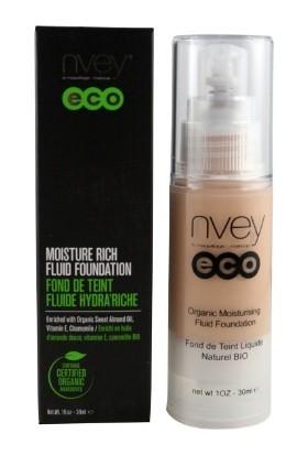 Nvey Eco Organic Moisturising Liguid Foundation 30 ml-Nemlendirici Likit Fondöten 515