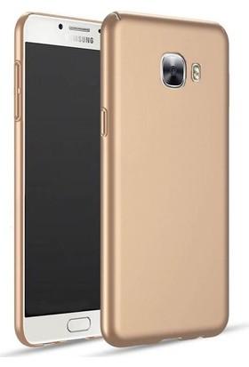 KılıfShop Samsung Galaxy C5 Tam Koruma Rubber Kılıf