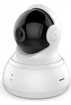 Xiaomi Yi Dome Kamera 360 Derece Dönebilen Gece Görüşlü IP Kamera HD 720p Beyaz (Global Versiyon)