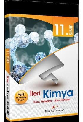 Kampüs Yayınları 11. Sınıf İleri İnkilap Kimya Konu Anlatımlı Soru Bankası