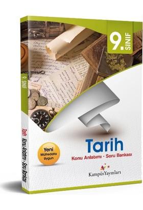 Kampüs Yayınları 9. Sınıf Tarihkonu Anlatımlı Soru Bankası