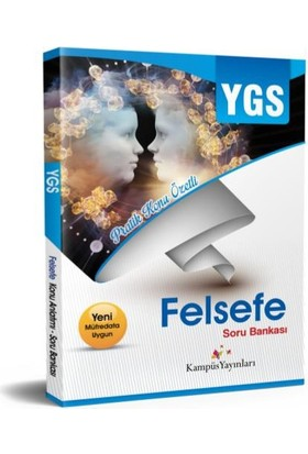 Kampüs YGS Felsefe Soru Bankası