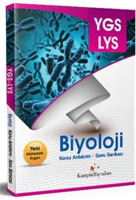 Kampüs YGS Lys Biyoloji Soru Bankası