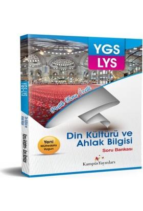 Kampüs YGS Lys Din Kültürü Ve Ahlak Bilgisi Soru Bankası